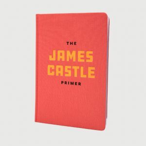 James Castle Primer Book - JCCA, Boise Idaho