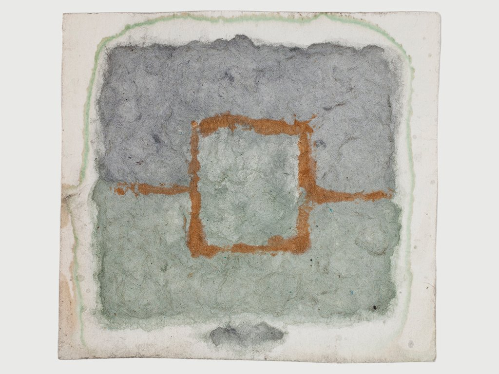 James Castle Drawing of Geometric Shapes